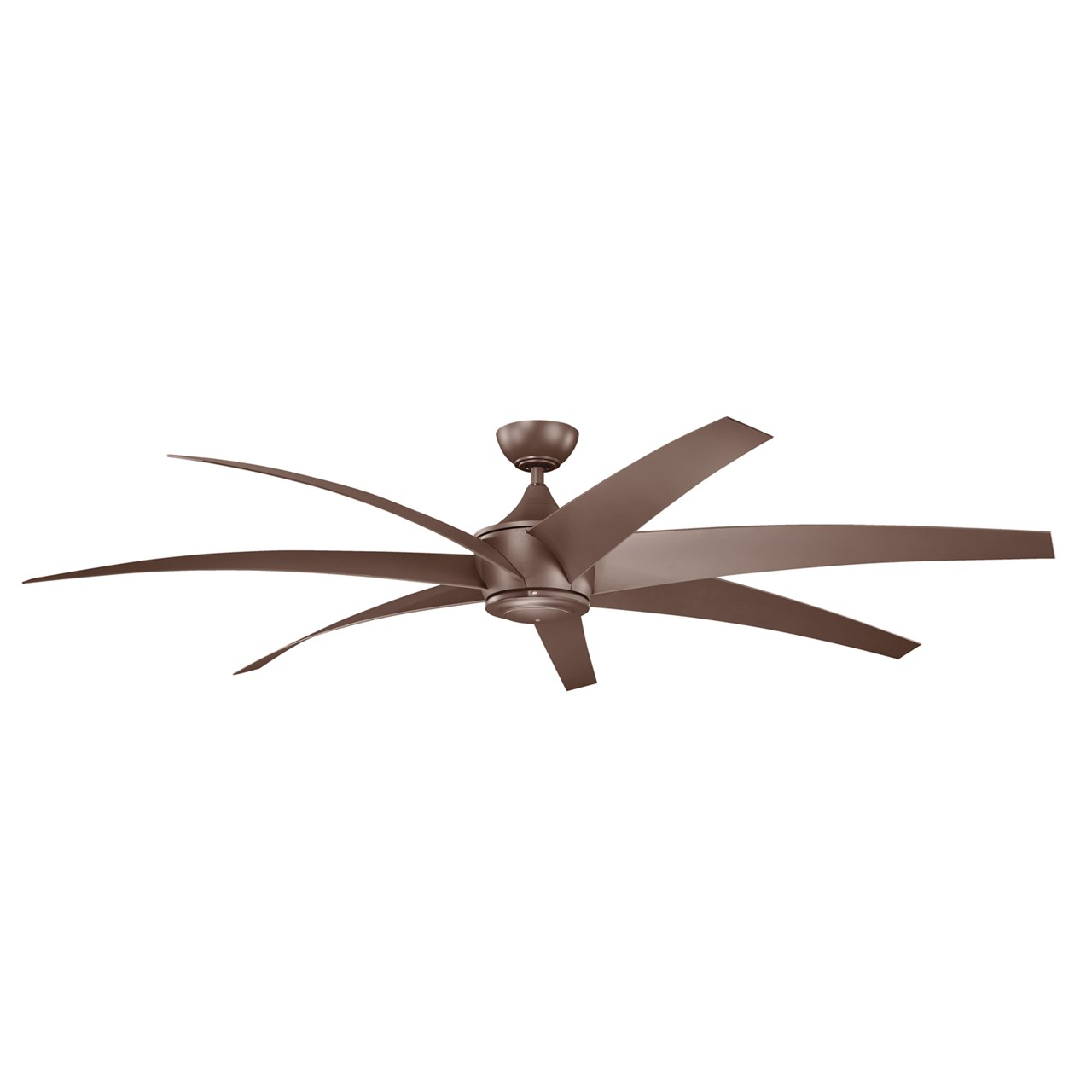 "Lehr™ Climates™ 80"" Fan Coffee Mocha"