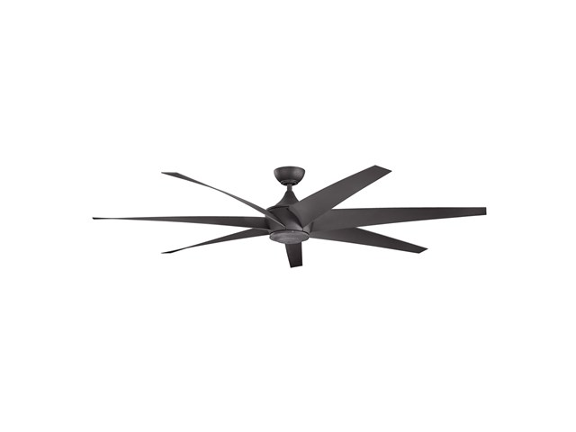 "Lehr™ Climates™ 80"" Fan Distressed Black"