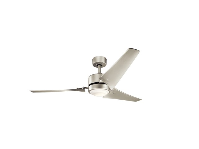 "Rana™ LED 60"" Fan Brushed Nickel"