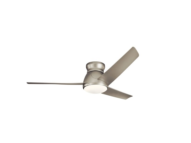"Eris™ LED 60"" Fan Brushed Nickel"