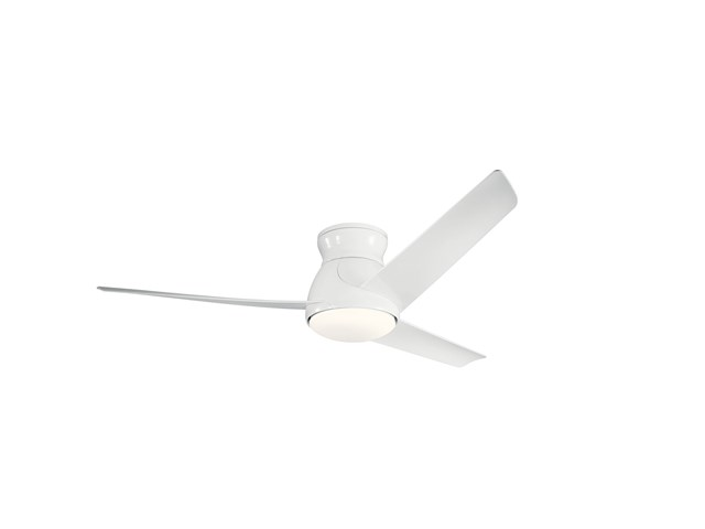 "Eris™ LED 60"" Fan White"