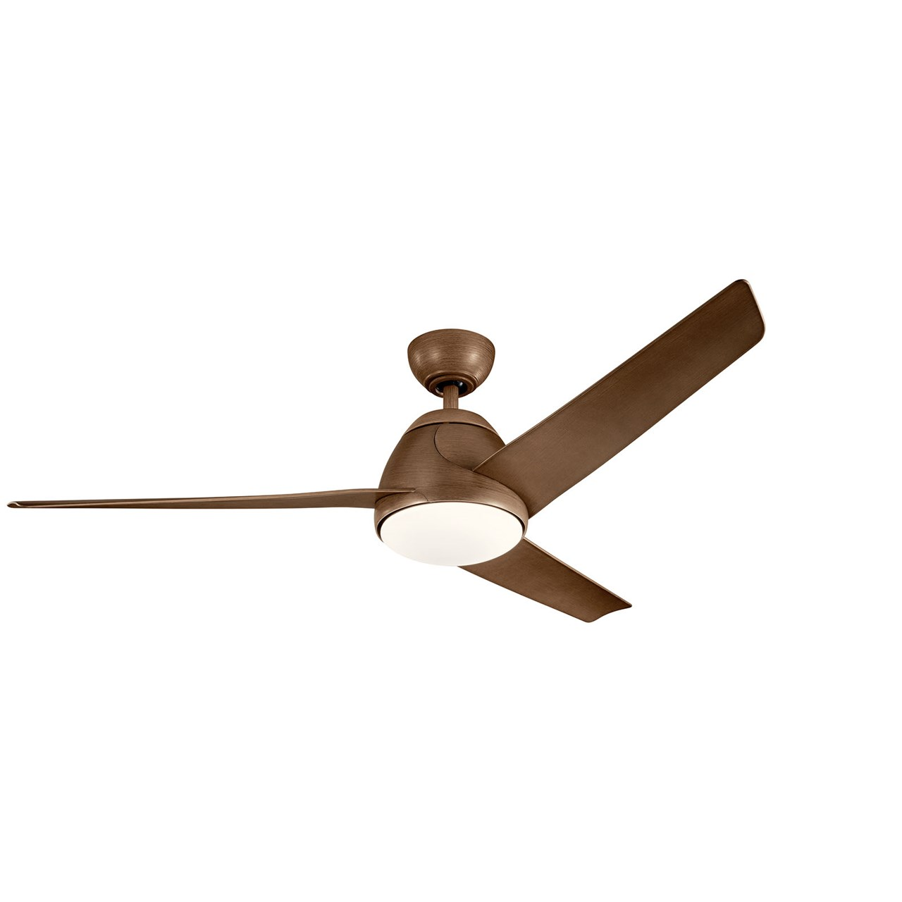 "Eris™ LED 60"" Fan Walnut"