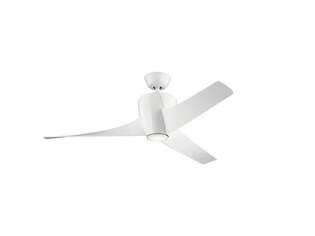 "Phree™ LED 56"" Fan White"