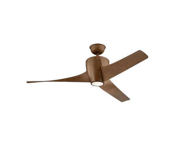 "Phree™ LED 56"" Fan Walnut"