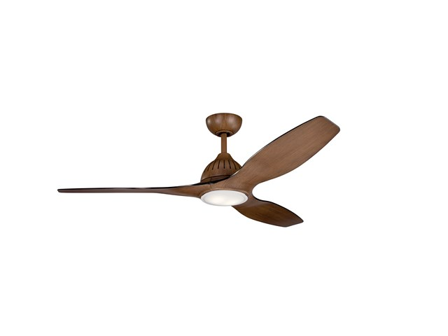 "Jace™ LED 60"" Fan Walnut"