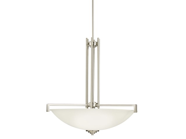 Eileen™ 4 Light Pendant Brushed Nickel