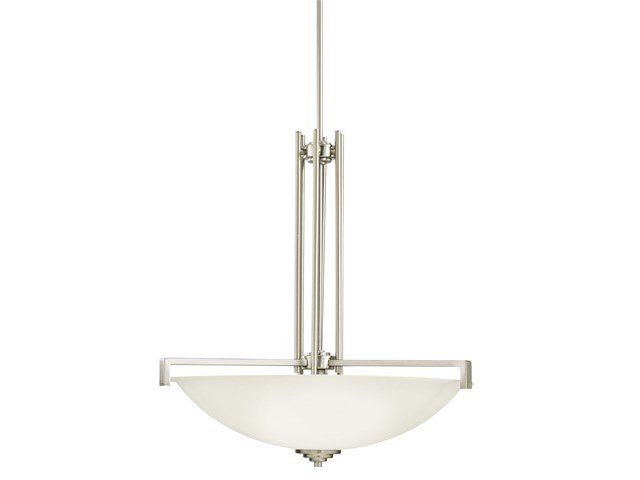Eileen 4 Light Pendant Brushed Nickel