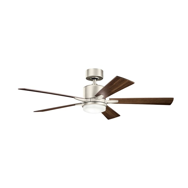 "Lucian™ LED 52"" Fan Brushed Nickel"