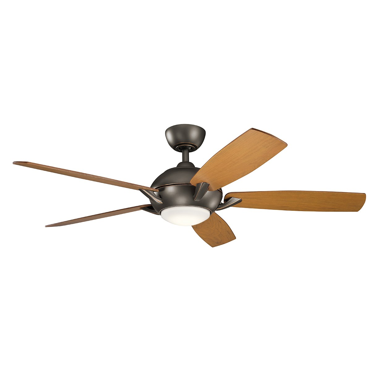 "Geno LED 54"" Fan Olde Bronze®"