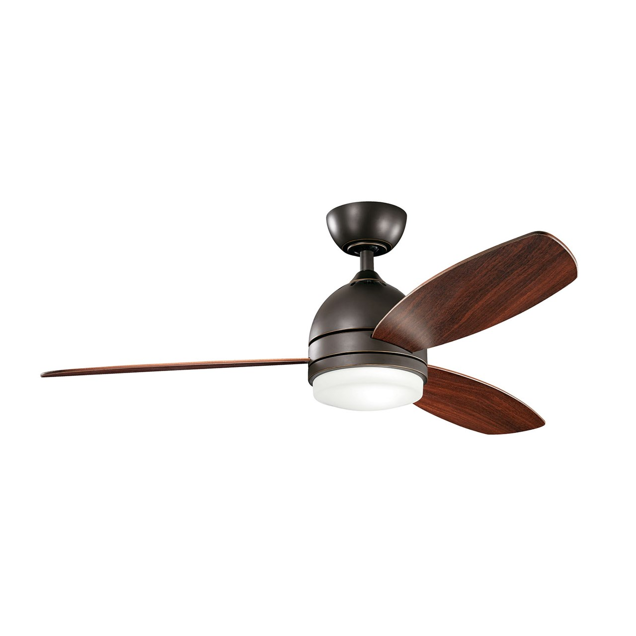"Vassar™ LED 52"" Fan Olde Bronze®"