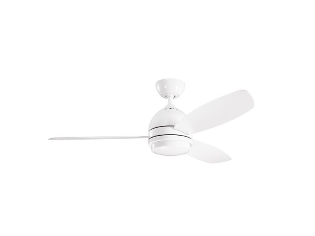 "Vassar™ LED 52"" Fan White"