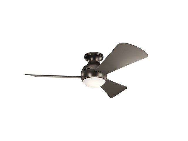 "Sola LED 44"" Fan Olde Bronze®"