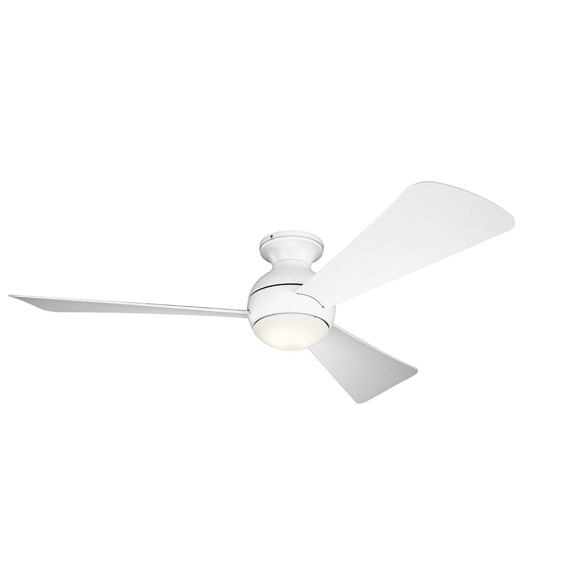 "Sola LED 54"" Fan Matte White"