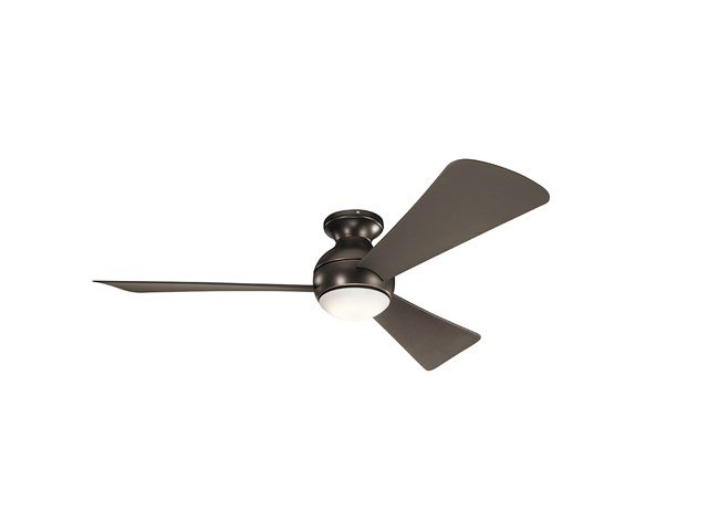 "Sola LED 54"" Fan Olde Bronze®"
