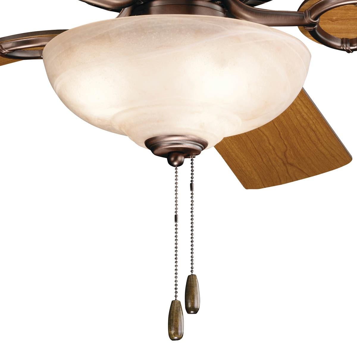 "Sutter Place Select LED 2700K 52"" Fan Oil Brushed Bronze ..."