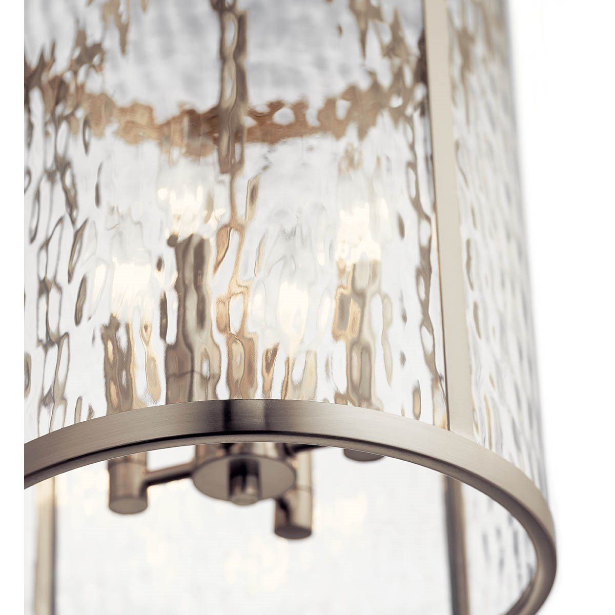 Marita 4 Light Foyer Pendant Brushed Nickel