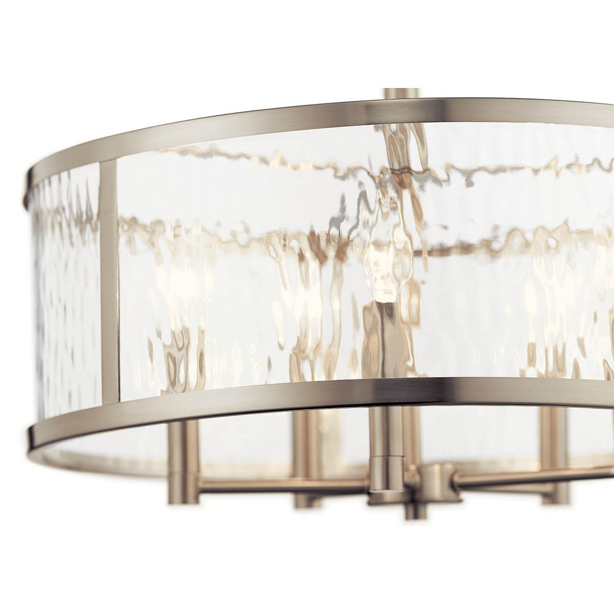 Marita 5 Light Pendant Brushed Nickel