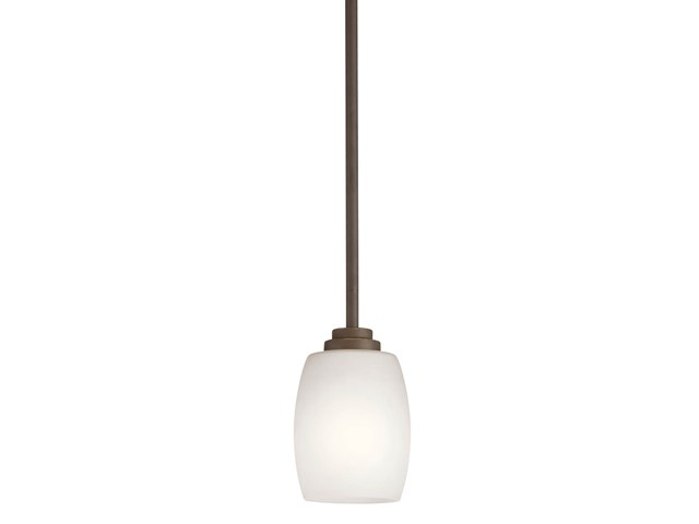 Eileen™ 1 Light Mini Pendant Olde Bronze®