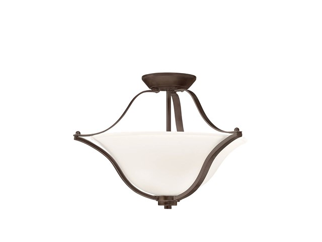 Langford™ 2 Light Convertible Pendant Olde Bronze®