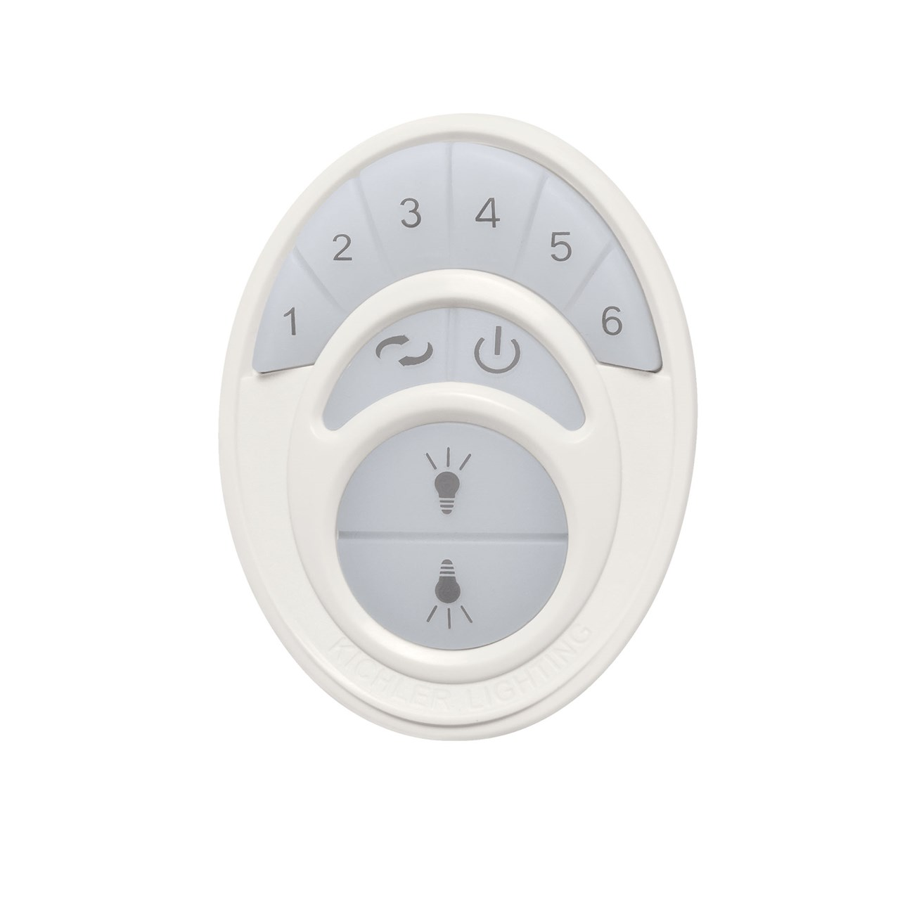 6 Speed DC CoolTouch™ Transmitter Full Function White