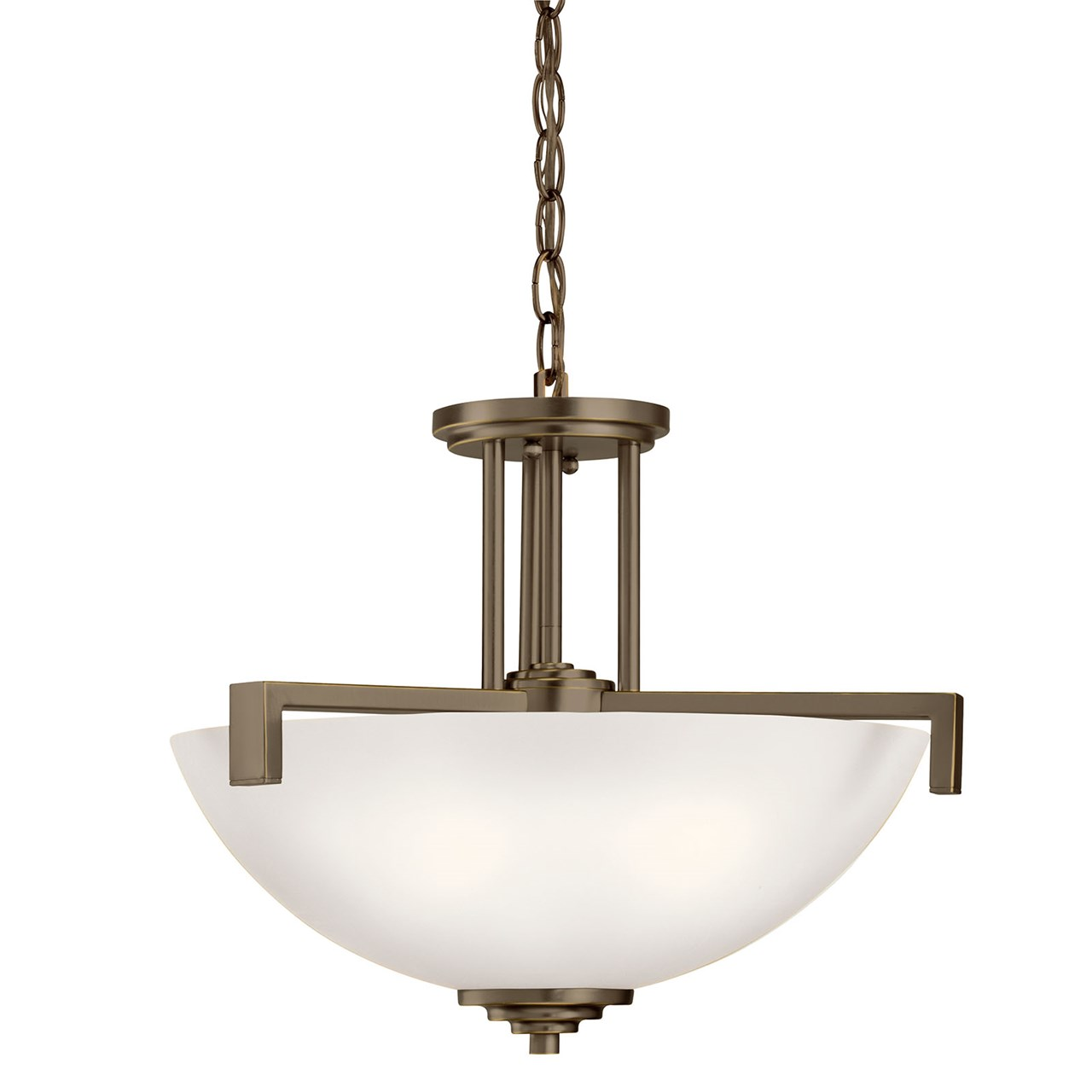 Eileen 3 Light Convertible Pendant Olde Bronze®