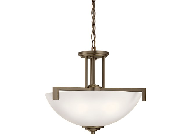 Eileen™ 3 Light Convertible Pendant Olde Bronze®