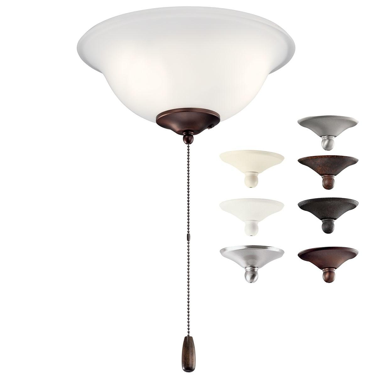 Kichler 380030MUL LED Fan Light Kit