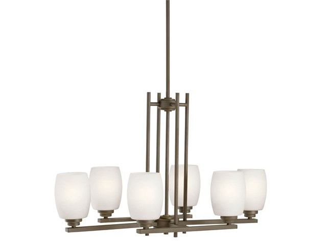 Eileen™ 6 Light Chandelier Olde Bronze®