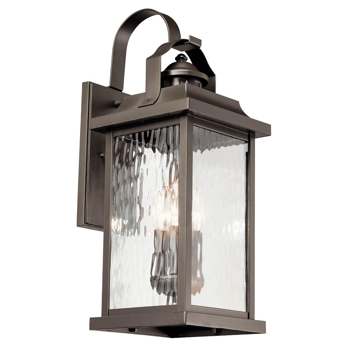 "Www Kichler: Linford 22.25"" 3 Light Wall Light Olde Bronze®"
