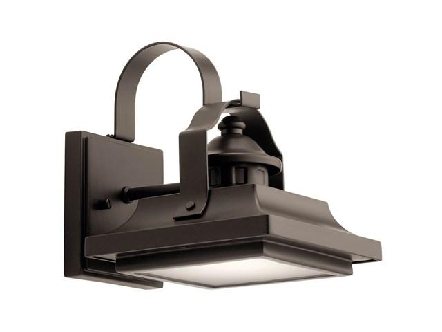 "Progress Lighting Archie Collection 26 25 In 3 Light: Linford 22.25"" 3 Light Wall Light Olde Bronze®"