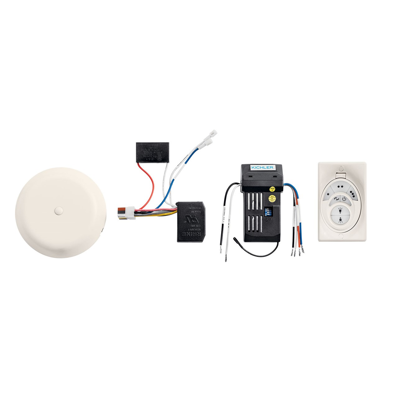 CoolTouch™ Reversible Conversion Handheld Control System 3R200 Satin Natural White