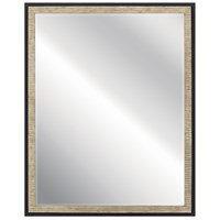 Millwright™ Mirror Distressed Antique Gray