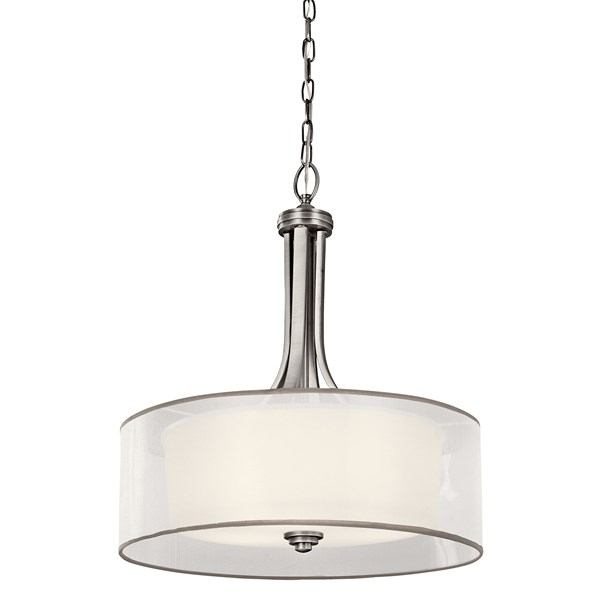 Lacey™ 4 Light Pendant Antique Pewter