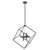 Cartone™ 8 Light Pendant Olde Bronze®