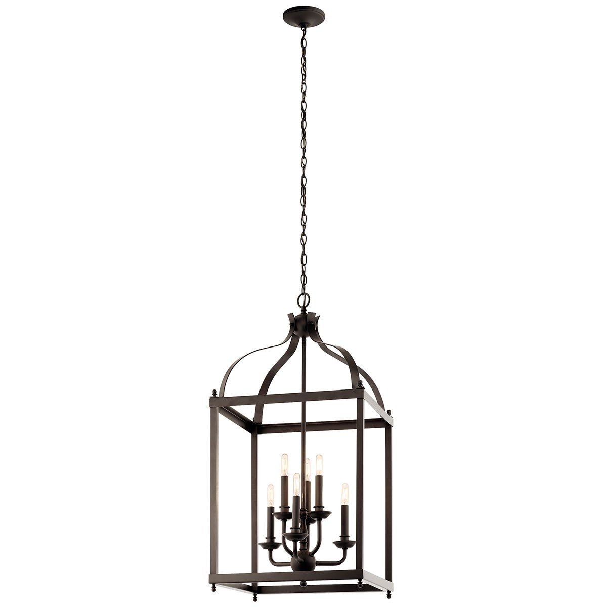 Larkin™ 6 Light Foyer Pendant Olde Bronze®