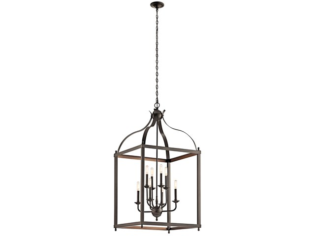 Larkin™ 8 Light Foyer Pendant Olde Bronze®