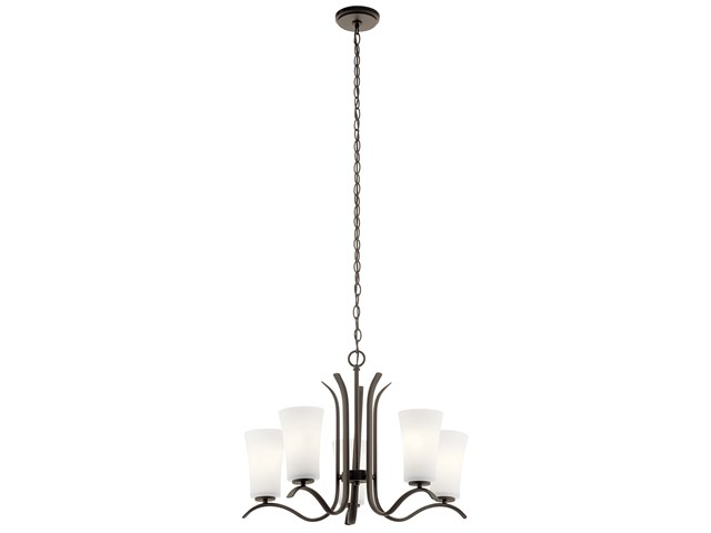 Armida™ 5 Light Chandelier Olde Bronze®