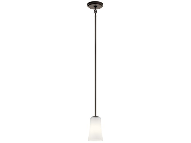 "Armida™ 4.75"" 1 Light Mini Pendant Olde Bronze®"