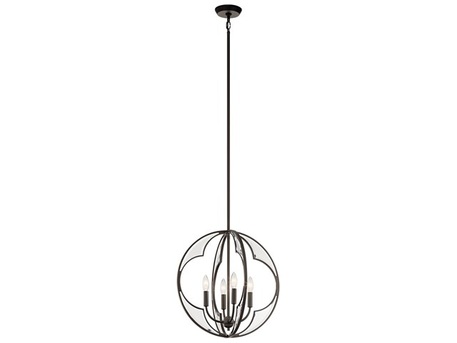 Montavello™ 4 Light Chandelier Olde Bronze®