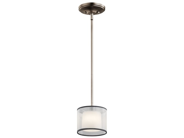 Tallie™ 1 Light Mini Pendant Antique Pewter