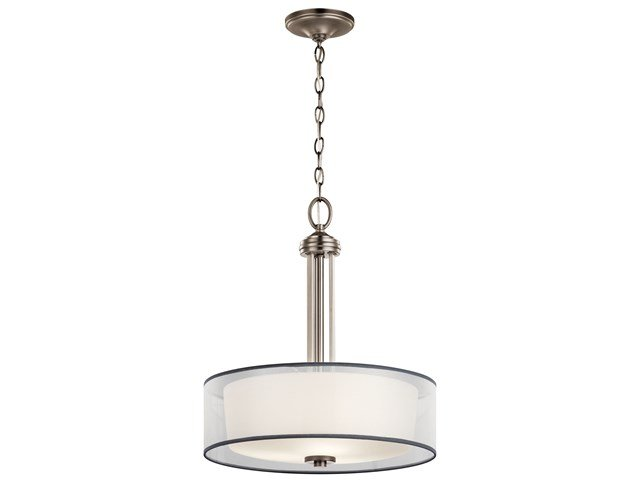 Tallie™ 3 Light Pendant Antique Pewter