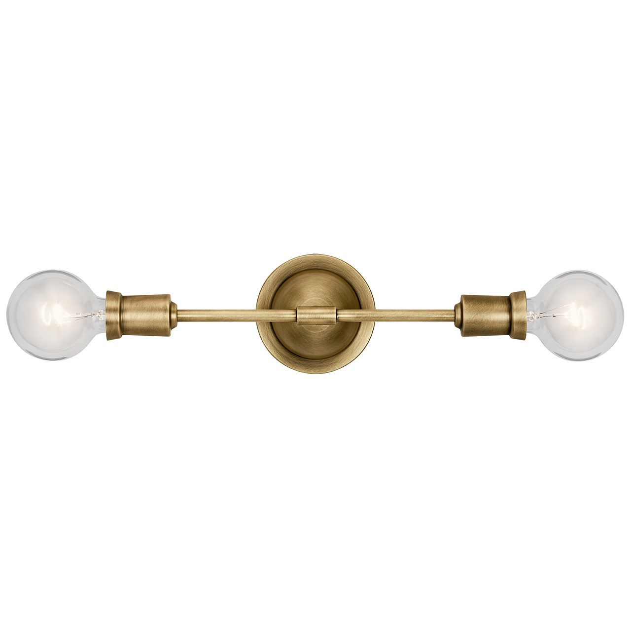 Armstrong™ Wall Sconce Natural Brass