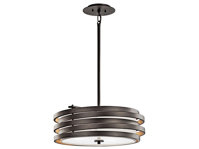 Roswell™ 3 Light Pendant Olde Bronze®