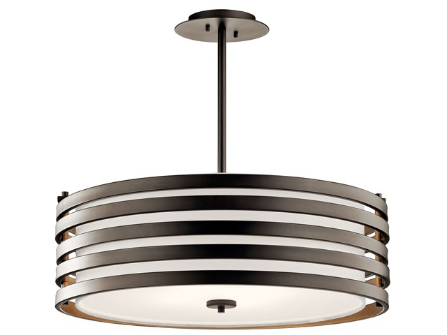 Roswell™ 4 Light Pendant Olde Bronze®