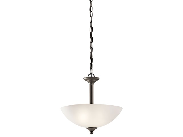 Jolie™ 2 Light Convertible Pendant Olde Bronze®
