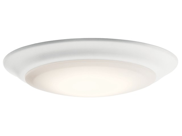 "Downlight Gen I 7.5"" 2700K LED Flush Mount 24 Pack White"