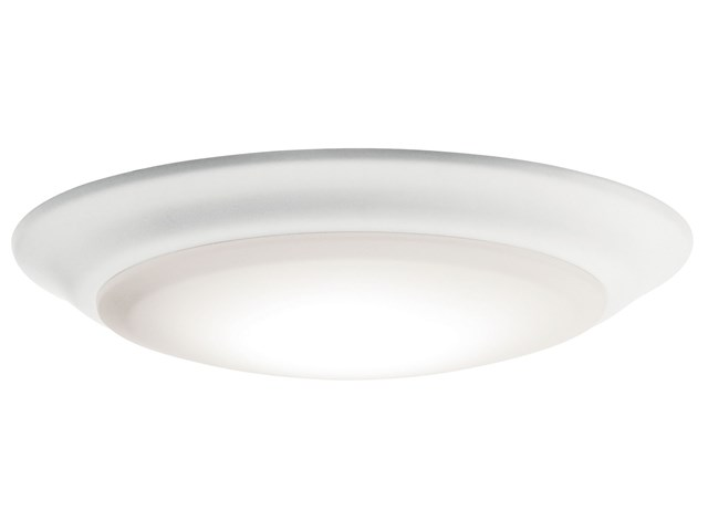"Downlight Gen I 7.5"" 3000K LED Flush Mount 24 Pack White"