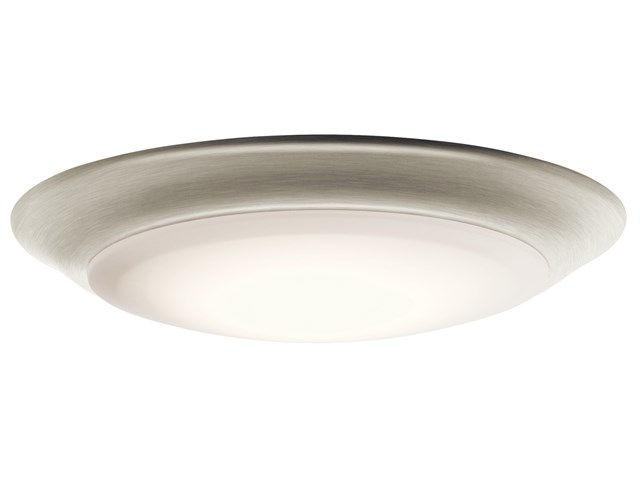 Downlight Gen II 2700K T24 LED Flush Mount Brushed Nickel