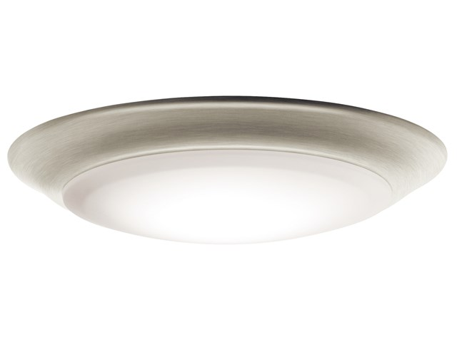 Downlight Gen II 3000K T24 LED Flush Mount Brushed Nickel