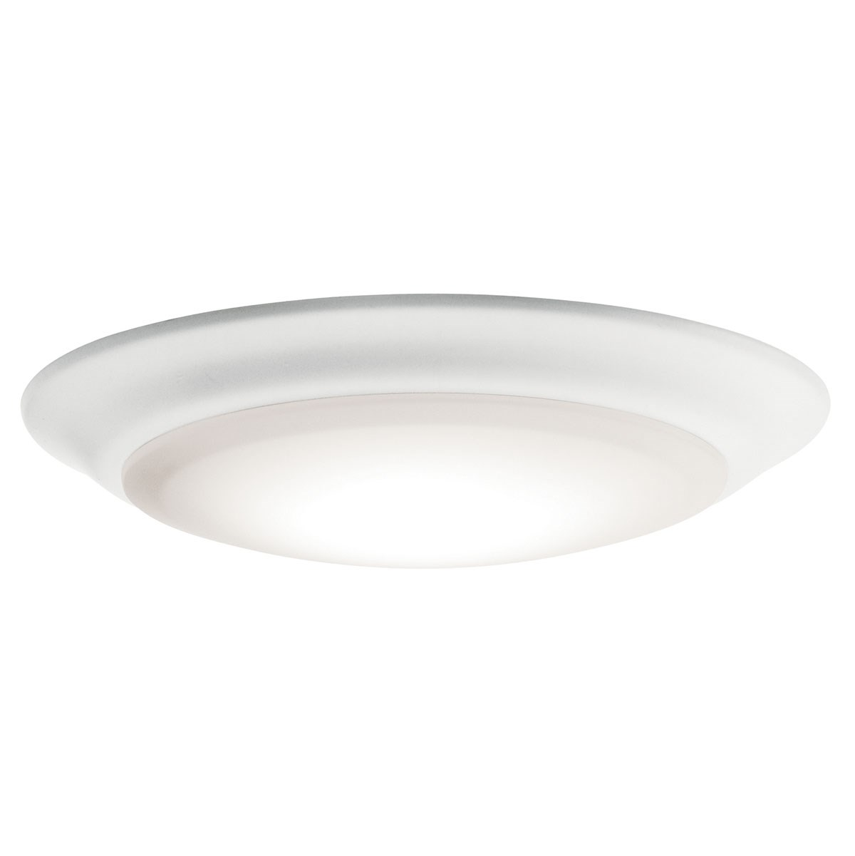Downlight Gen II 3000K T24 LED Flush Mount White